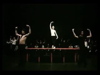 Maya Plisetskaya in Bolero  (Choreography by Maurice Béjart)  1975  Майя Плисецкая - Болеро