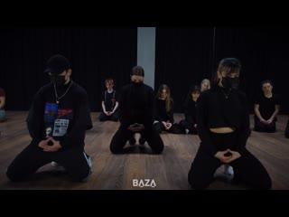 Collaboration class vitalii slepcov & ryona ryo | baza dance place