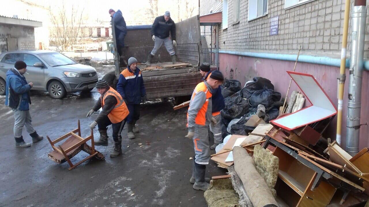 Улица Лепсе дом 15 чистка подвалов от