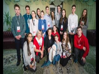 Волонтёры вернулись из Ханты-Мансийска