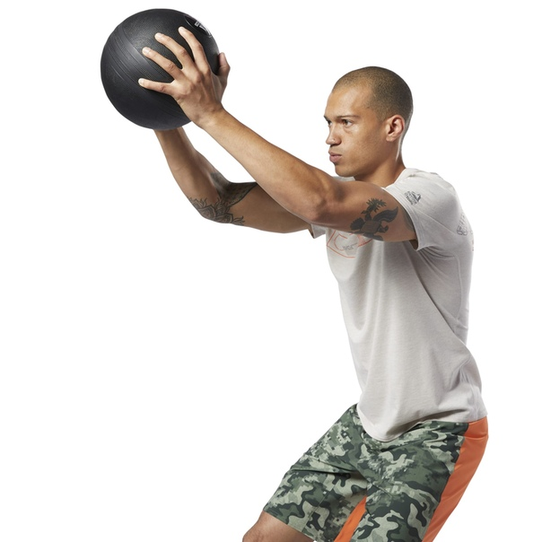 Спортивная футболка Reebok CrossFit® Move image 2
