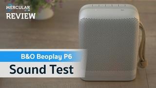 ทดลองฟังเสียง B&O Beoplay P6 (Sound Test)