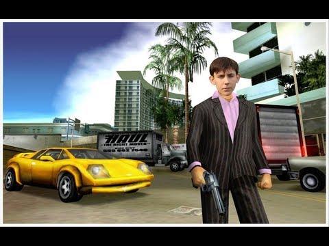 WildGamer Стрим по GTA Vice City Часть 1