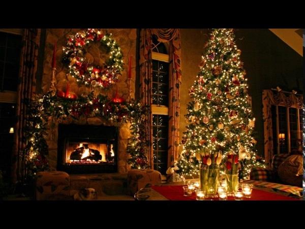 Спокойная инструментальная Рождественская музыка