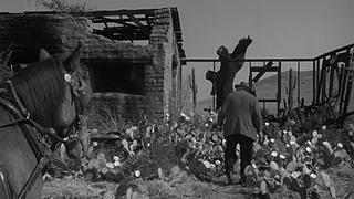 John Ford_1962_El Hombre que mato a Liberty Valance (John Wayne, James Stewart, Vera Miles, Lee Marvin, Edmond O'Brien, Andy Devine)