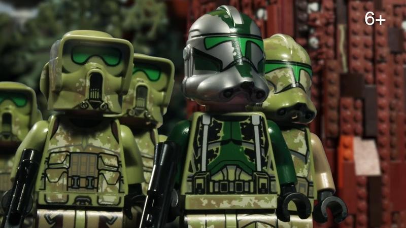 Йода Вуки = Неудержимые LEGO Star Wars