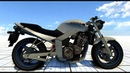 BeamNG.Drive Mod : GM Ducati FRC 900 Motorcycle (Crash test)