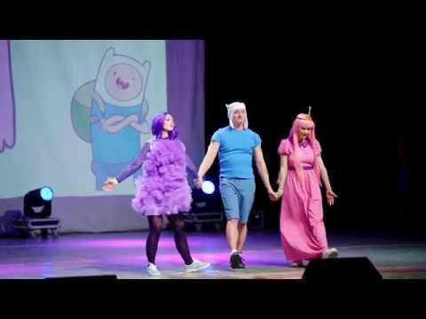 102 Shibuya22 2020 Adventure Time Princess Bubblegum Finn Lumpy Space Princess
