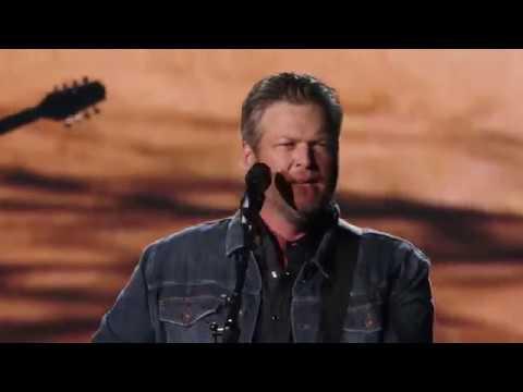 Blake Shelton God's Country ACM Awards 2019 Performance