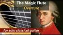 The Magic Flute Overture by W A Mozart arr Emre Sabuncuoglu