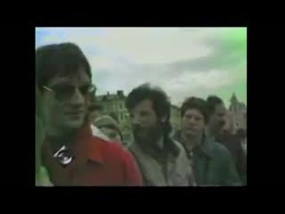 """28 мая 1987 года, на Васильевском спуске у собора Василия Блаженного приземлилась """"Сессна-172 Скайхок""""  Матиаса Руста."""