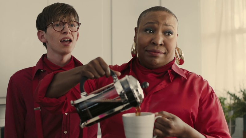 Folgers Coffee l The Visit 30