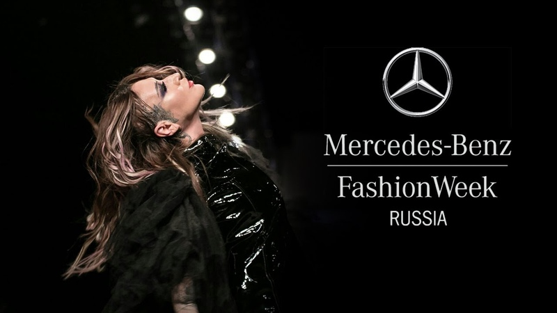 Линда Mercedes Benz Fashion Week Russia