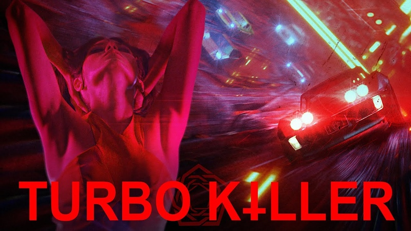 † Carpenter Brut † TURBO KILLER † Directed by Seth Ickerman † Official Video †