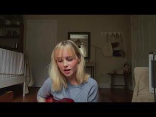 Кавер на песню cinnamon girl - lana del rey в исполнении alice kristiansen