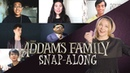 The ultimate Addams Family Snap Along theme song feat Charlize Theron Chloë Grace Moretz and more!