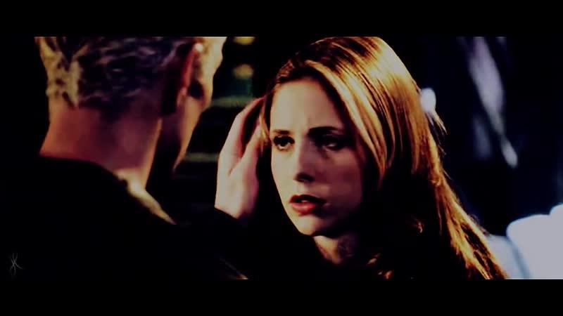 Баффи истребительница вампиров Buffy the Vampire Slayer Buffy Spike This Is How I Show My Love