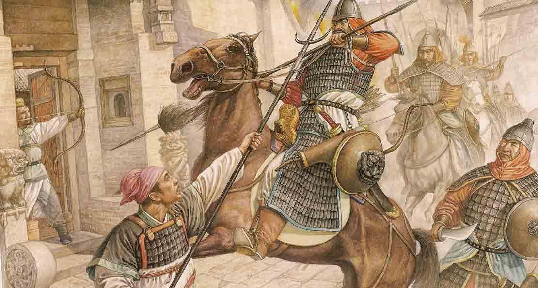 Монгол и китайцы