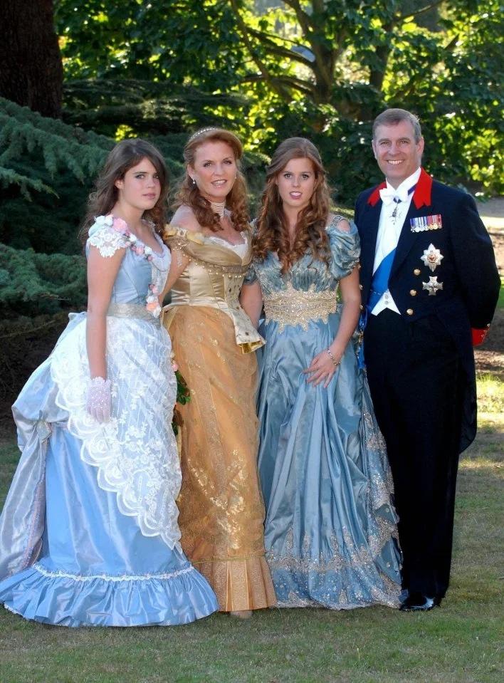 Вечерние наряды Принцессы Беатрис Йоркской