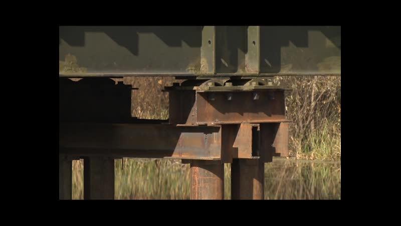 Венёв открытие моста (Тула)