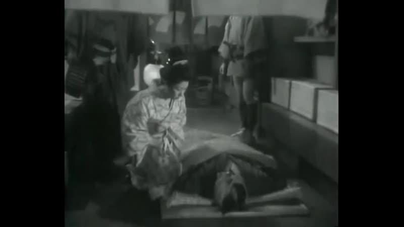 The Life of Oharu 1952 dir Kenji Mizoguchi Женщина Сайкаку 1952 Режиссер Кэндзи Мидзогути