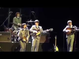 Концерт the beatles в 1966 году