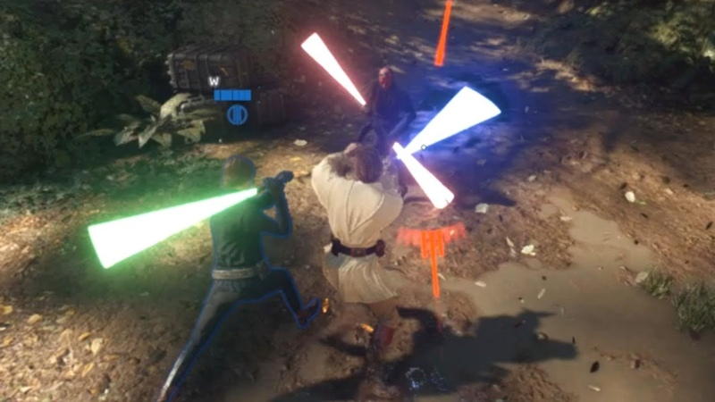 Оби Ван Кеноби Новый Уровень 9 Star Wars Battlefront 2 Heroes vs Villains 11