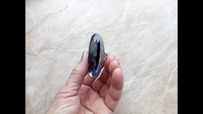 перстень Иолит