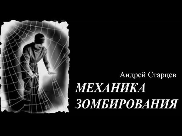 Механика зомбирования Старцев А В