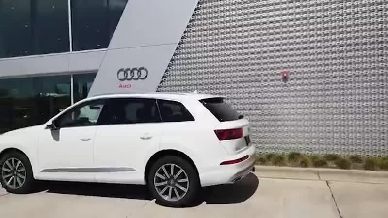 2019 Audi Q7 3 0T Premium Plus SUV For Sale Carrara White