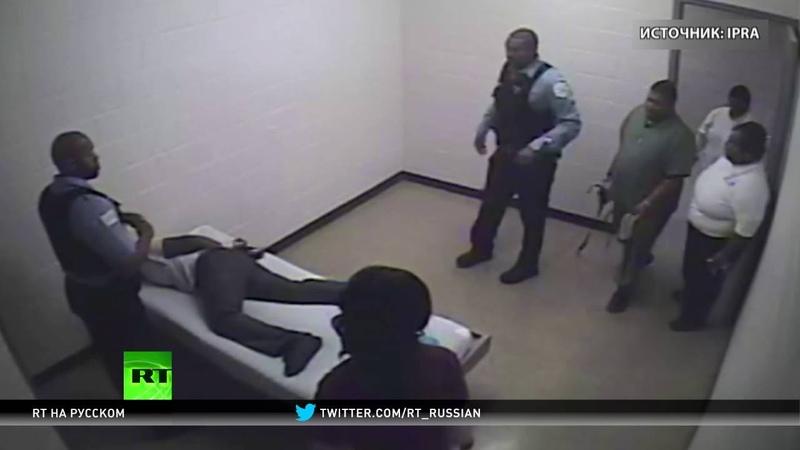 Полиция Чикаго выложила записи жестокого обращения с гражданами в надежде завоевать их доверие