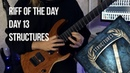 Riff of the Day Challenge - Day 13 Crystalised