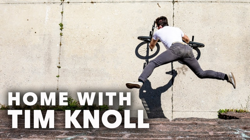 BMX But Not As You Know It Home w Tim Knoll