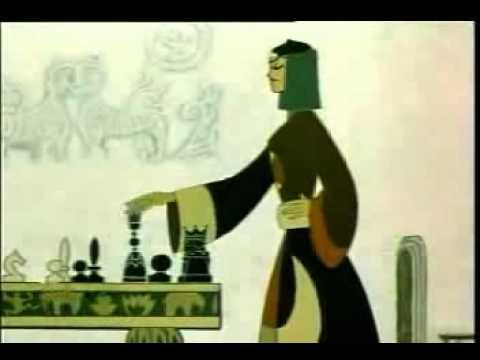 Стоп-кадр из мультфильма «Василиса Микулишна», 1975 год