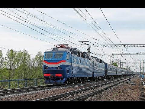 ZDSimulator cценарий пассажирского поезда №5 Украина Киев Москва