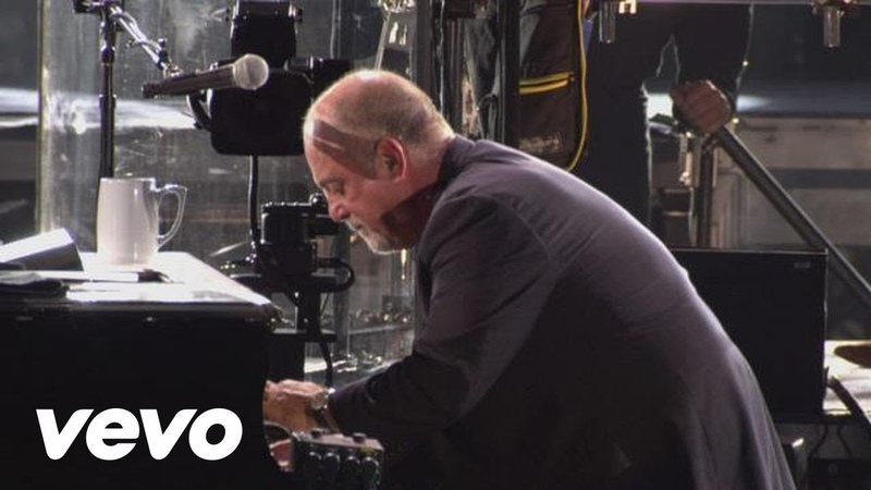 Billy Joel - PreludeAngry Young Man (from Live at Shea Stadium)