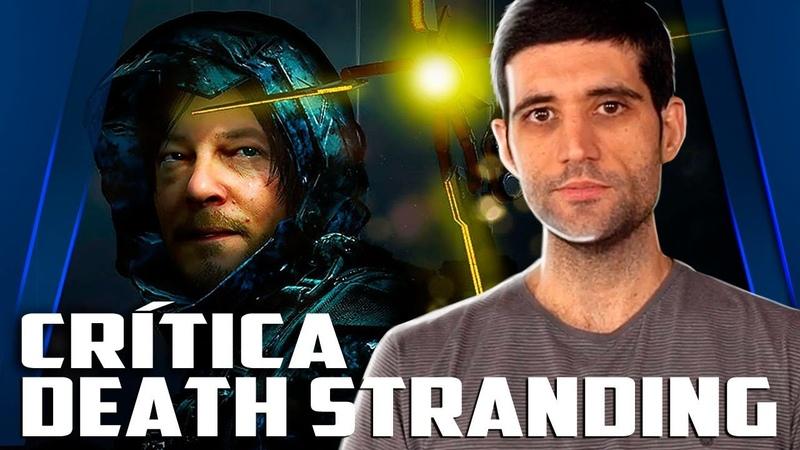 Death stranding - Crítica do jogo, é realmente tudo isso que falam?