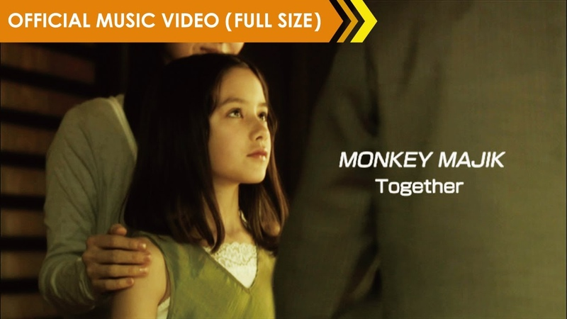 MONKEY MAJIK Together Official Music Video