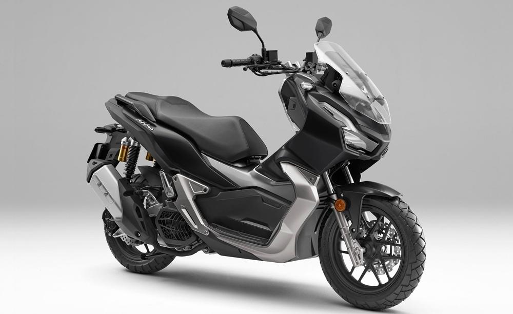 Скутер Honda ADV150 прошел сертификацию CARB