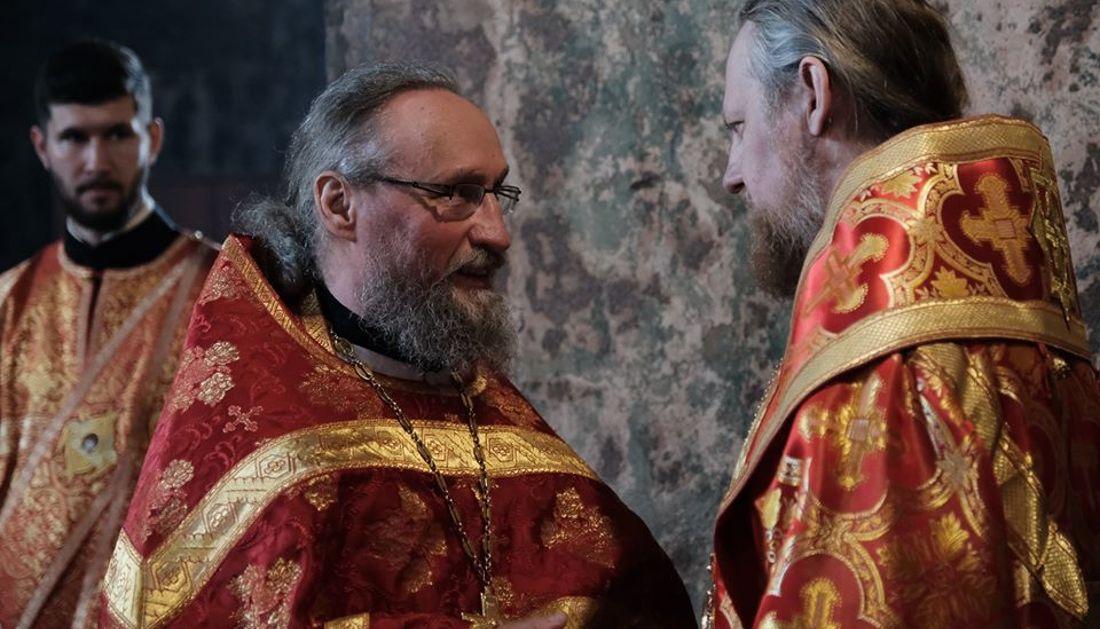 Священнослужитель получил травму головы на Липовой горе.