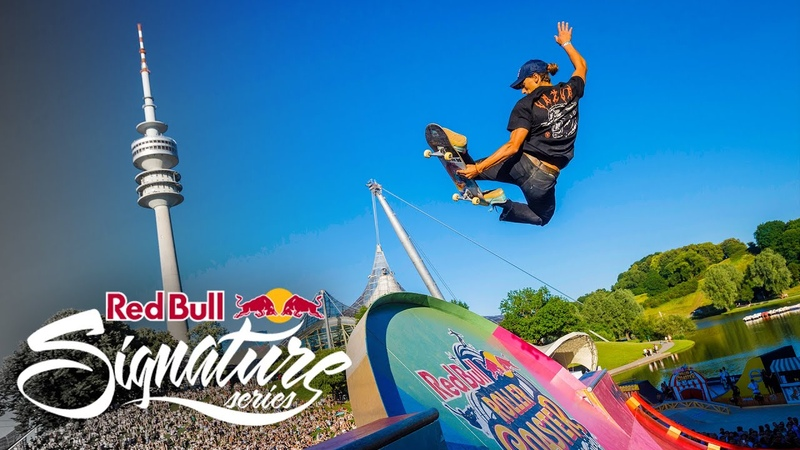 Red Bull Roller Coaster 2019 Highlights Red Bull Signature Series