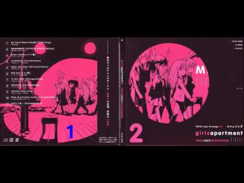 Comic Market 80 Toho Jazz Messengers girls apartment 2