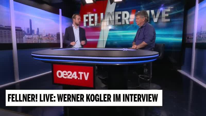 Geisteskranker Vize Werner Kogler Im Interview [am 30.07.2020]