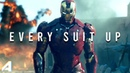 Every Iron Man Suit Up