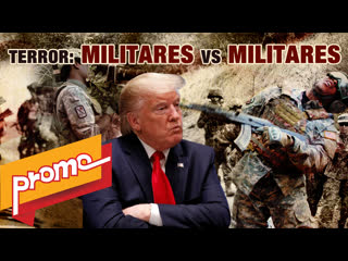 Promo - detrás de la razón - terror: militares vs militares