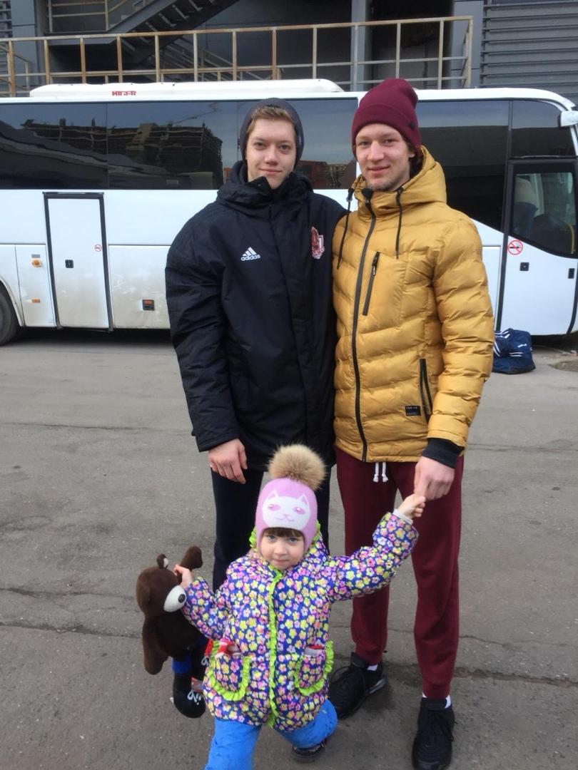 Егор Корбит: «Я бы хотел играть с братом в одной команде», изображение №9
