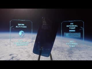 Redmi Note 7 in space