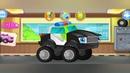 Ремонтируем машинки монстр траки в игре Car repair