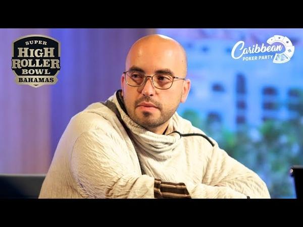HIGHLIGHTS SHRB Bahamas Day 2 | Caribbean Poker Party 2019