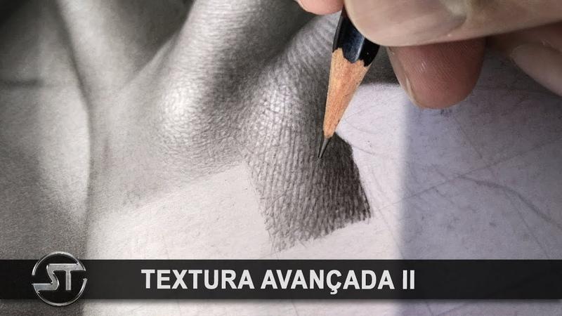 Uma outra forma de desenhar textura de pele